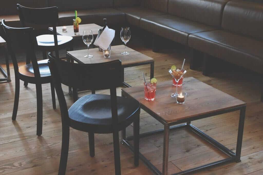 Kulm Pub Sitzplaetze